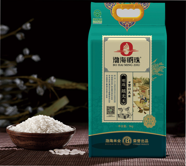 渤海明珠越光米